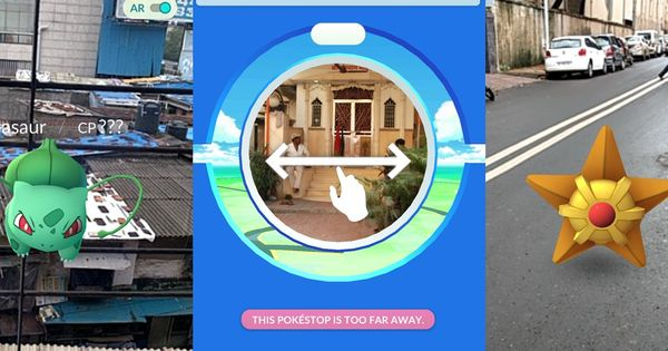 Mumbaikars are going to insane lengths to play Pokemon Go – but their mothers are happy