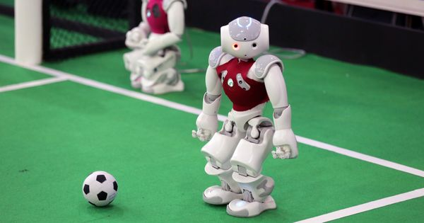 Why football, not chess, is the true final frontier for robotic artificial intelligence