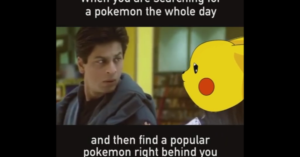 Watch: A 2001 Bollywood film perfectly captured the wait and the eventual joy of getting a Pikachu