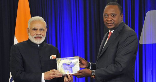 Why Modi's razzmatazz diplomacy isn't serving African interests
