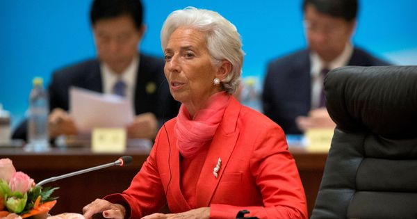 The world will get 'toasted, roasted and grilled' if we don't act on climate change now: IMF chief