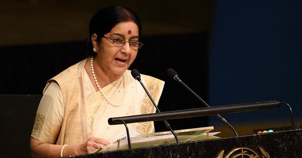 The big news: Sushma Swaraj says Sartaj Aziz lacks basic courtesy, and 9 other top stories