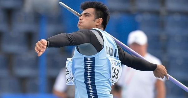 Javelin thrower Neeraj Chopra clinches silver in Asian Grand Prix, qualifies for World Championships