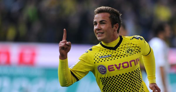 Mario Goetze set to return for Borussia Dortmund after seven months out