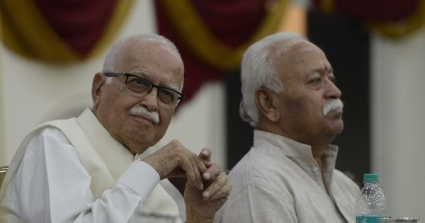 RSS should include more women in its ranks, says LK Advani