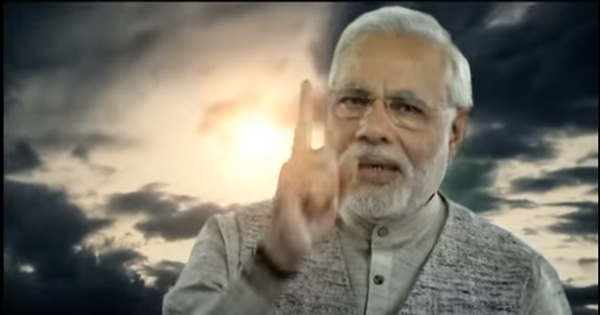 Watch these hilarious mash-ups of Narendra Modi's speeches (one of them even makes him 'sing')