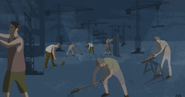 Watch: An animated video that follows the journey (and the misery) of a migrant worker in West Asia