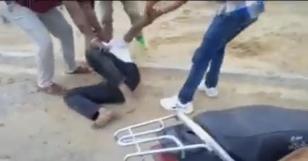 Watch: Older video of Gau Rakshak vigilantism frighteningly shows how long it's been going on