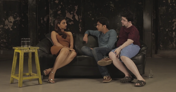 Web series 'Casting Couch with Amey & Nipun' is hilarious, irreverent and spares no one