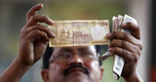 Over Rs 3 lakh crore of tax-evaded income deposited during 50-day demonetisation window: Report