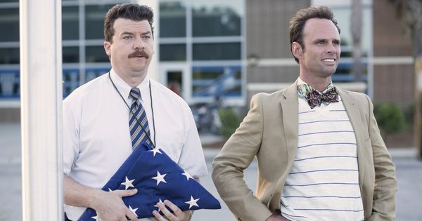 Slow learners: New HBO show 'Vice-Principals' is nowhere near the top of the class