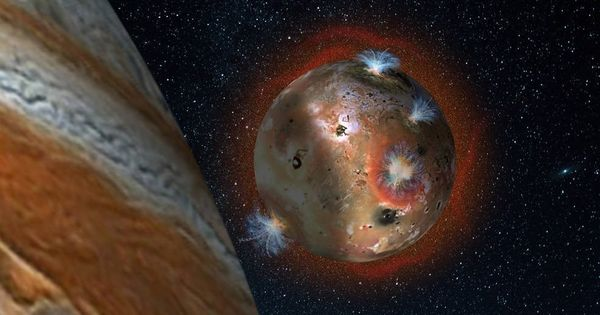 Atmosphere of Jupiter's moon Io collapses and repairs itself every two hours, shows study