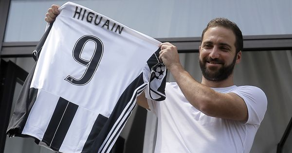 Decision to leave Juventus wasn't mine, no ill feelings despite being replaced by Ronaldo: Higuain