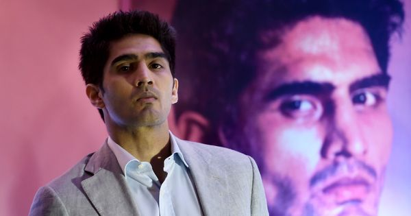 'I will knock him out in the early rounds': Vijender Singh ahead of bout against Ghana's Ernest Amuz