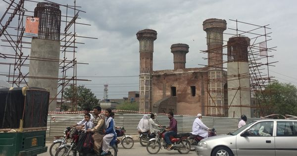 Lahore metro: A fight by elites to save a Mughal-era monument has drowned out the voices of the poor