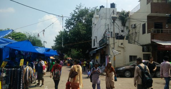 Will Delhi's popular Sarojini Nagar market ever be the same again without its street vendors?