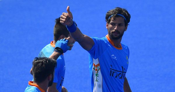 India hockey defender Rupinder Pal Singh signs with Cornerstone Sport