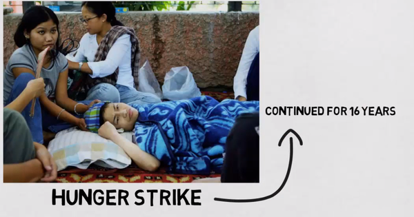 Watch video tributes to Irom Sharmila's inspirational struggle against AFSPA