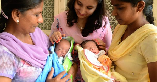 Socio-economic factors, not religion, influence India's fertility rate and population growth