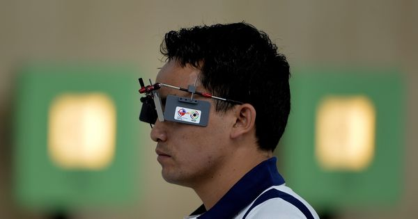 Shooting: Jitu Rai wins gold, Amanpreet Singh silver in 50 metre pistol event at ISSF World Cup