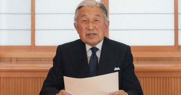 Japan's Cabinet approves Bill that paves way for Emperor Akihito's abdication