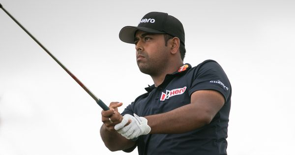 Despite putting woes, Anirban Lahiri opens with fine 65 at Wyndham Championships