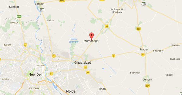 Four arrested for attacking Ghaziabad BJP leader Brijbal Teotia
