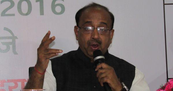 No Indo-Pak sporting ties till Pakistan stops supporting cross border terrorism, says Vijay Goel