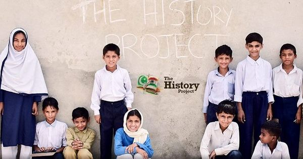 Why do Indian and Pakistani textbooks tell wildly different histories?