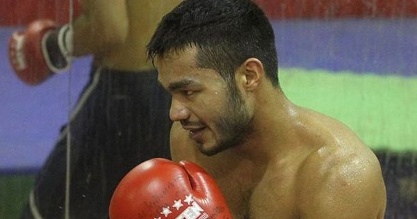 Hand injury forces Vikas Krishan to put pro boxing plans on hold