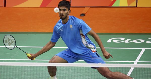 Kidambi Srikanth bows out of German Open after going down to China's Chen Long in nail-biter