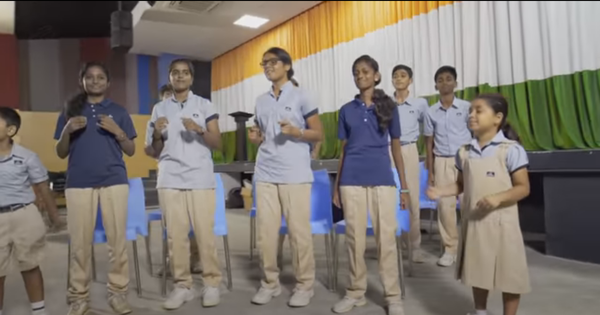 Watch: Vande Mataram on recycled instruments and other versions of the modernised national song