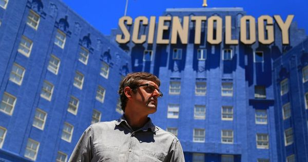 'My Scientology Movie' mixes reality TV, psychological drama and straight documentary