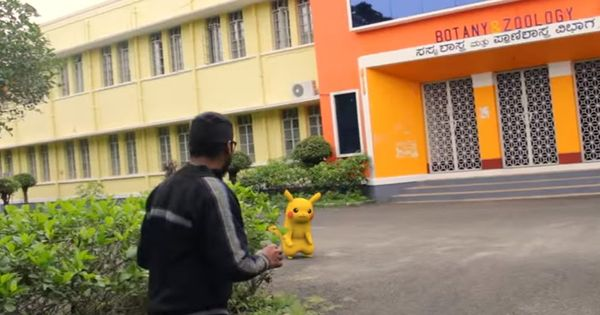 A YouTube channel is making Pokémon Go more exhilarating than ever