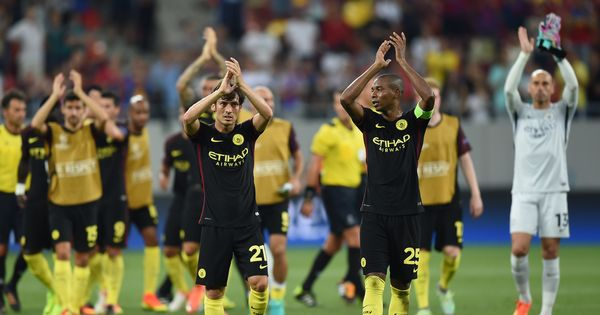 Champions League prelims: Steaua win on Twitter though club is thrashed by Manchester City