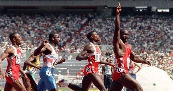 Faster, higher, stronger: A collection of favourite Olympic feats over the decades