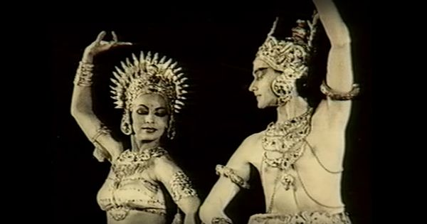 Meet Sujata and Asoka, the Indo-German dancers who charmed Hollywood in the 1950s