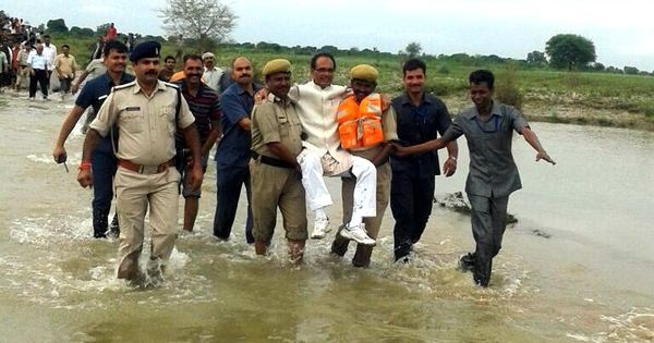 Twitter pokes fun after Shivraj Singh Chouhan says Madhya Pradesh roads are better than US'