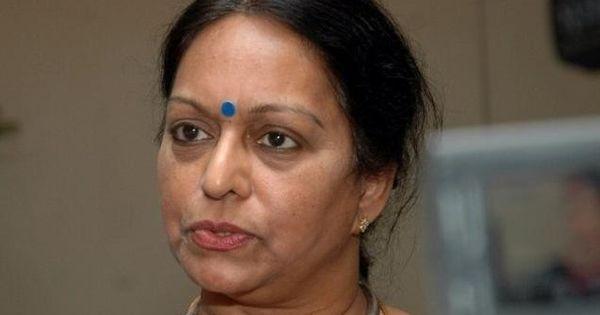 नलिनी चिदंबरम को ईडी का समन, सात मई को पेश होने के लिए कहा