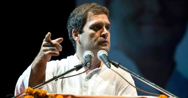 Rahul Gandhi's U-turns on RSS role in Mahatma's killing? Actually, he's been consistent all along