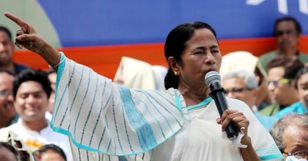 BJP is a militant organisation that divides people along religious lines: Mamata Banerjee
