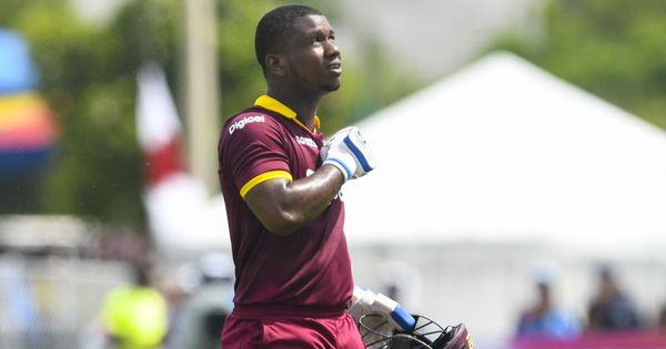 West Indies opener Evin Lewis withdraws from India limited-overs series for personal reasons