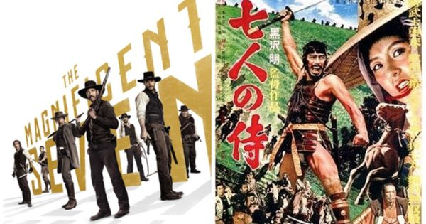 What keeps drawing filmmakers to Akira Kurosawa's decades-old 'Seven Samurai'?