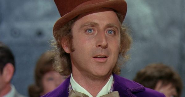 Gene Wilder's genius was in portraying the deluded straight man