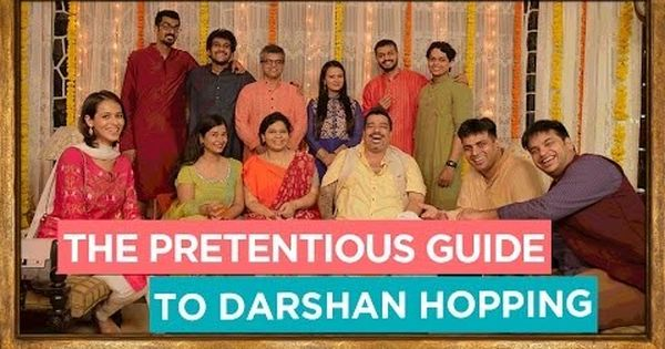 Watch: This comedy sketch breaks down what happens at pretentious Ganesh 'darshan's, but cautiously