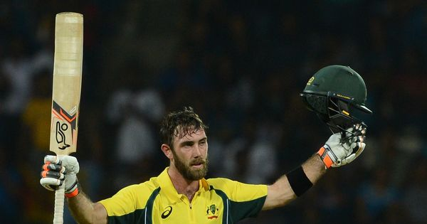 Watch: Glenn Maxwell gatecrashes Tom Latham's press conference and becomes a journalist