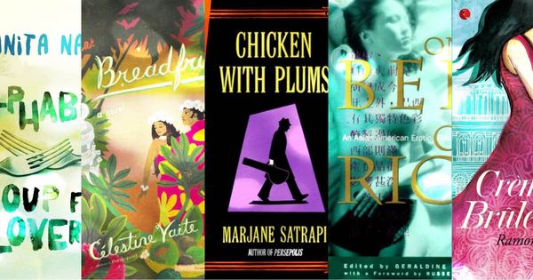 A five course banquet of books to eat your way through