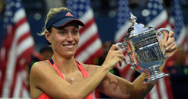 Angelique Kerber is the US Open champion after beating Karolina Pliskova in epic three-set final