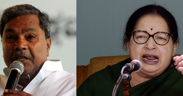 Full text: Jayalalithaa and Siddaramaiah wrote angry letters to each other over Cauvery violence