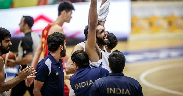 Basketball: India pull off huge upset to defeat higher ranked China 70-64 at FIBA Asia Challenge